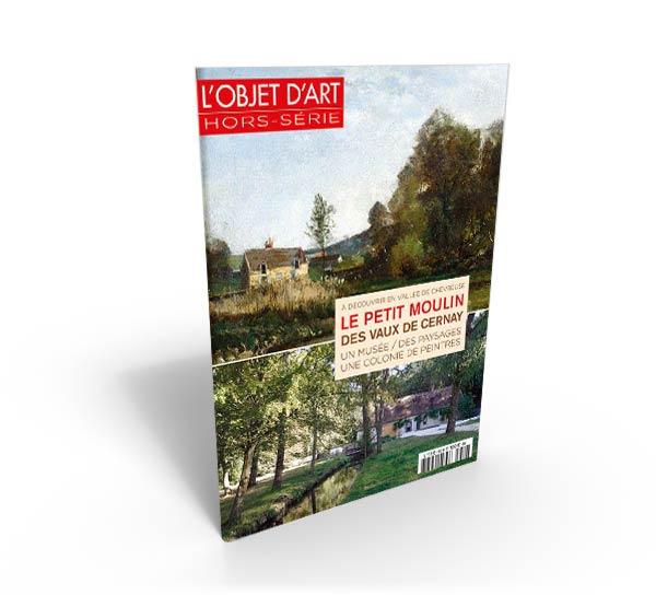 Catalogue du Petit Moulin des Vaux de Cernay