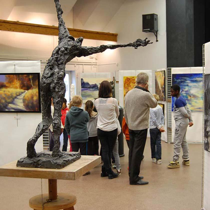 Expositions de peintres du XIX et artistes contemporains de la Vallée de Chevreuse