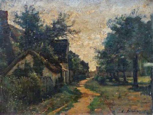 Jules Breton (1827 – 1906)