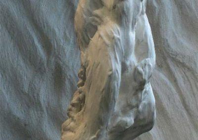 Sculpture Jean Letourneur © Photo APEVDC