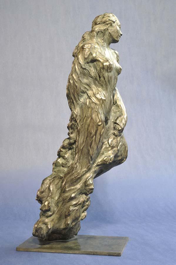 Letourneur Sculpture Figure de proue © Jean Letourneur