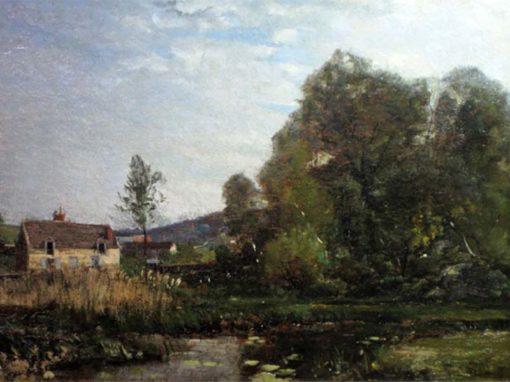 Emmanuel Lansyer (1835 – 1893)