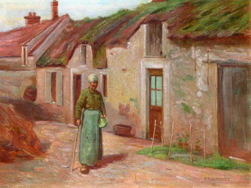 Frank Townsend Hutchens (1869 – 1937)