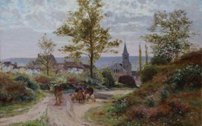 Exposition à l'Abbaye des Vaux de Cernay | Hommage à Albert Rigolot | Du 29 avril au 8 mai 2017