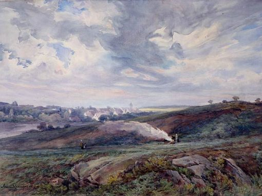 Armand Cassagne (1823 – 1907)