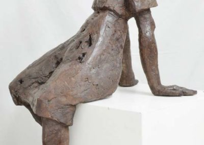 Prudence Bronze 90cm © Danièle Dekeyser