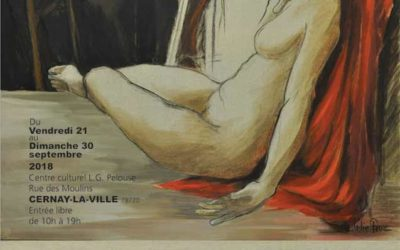 Exposition Cernay la Ville «Artistes en Vallée de Chevreuse»