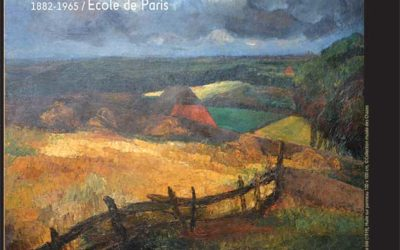 Exposition Abbaye des Vaux de Cernay – Conrad Kickert (1882-1965)